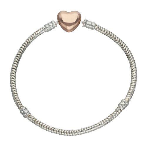 Pulsera para Charm Corazón 18 cm