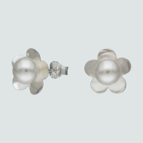 Aro Flor y Perla