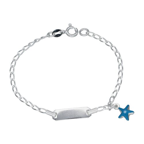Pulsera Piocha Grumet con Estrella de Mar 16 cm