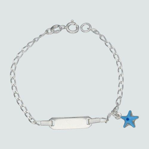 Pulsera Piocha Grumet con Estrella de Mar