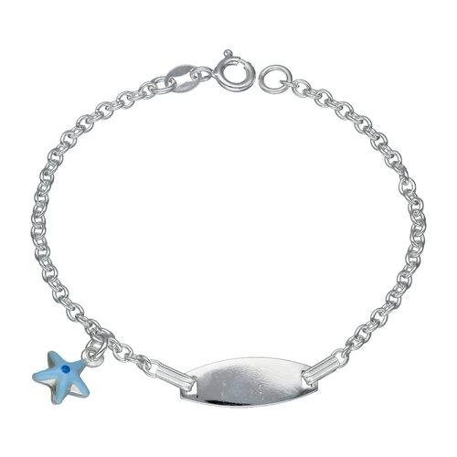 Pulsera Piocha Estrella de Mar Esmaltada 16 cm