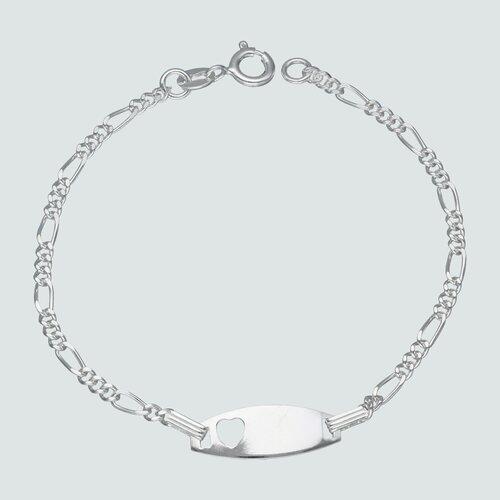 Pulsera Piocha Corazón Cartier 16 cm