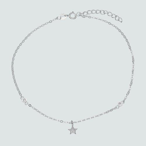 Tobillera Estrella Circones