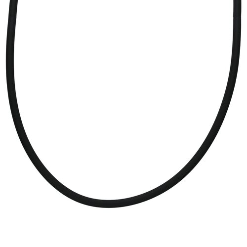 Caucho con Broche de Plata