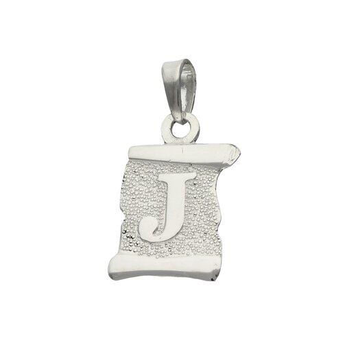 Colgante Pergamino Letra J