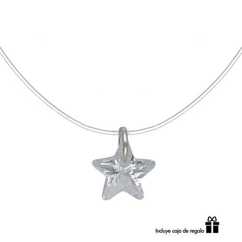 Fantasma Estrella Hecho con Cristal Swarovski®