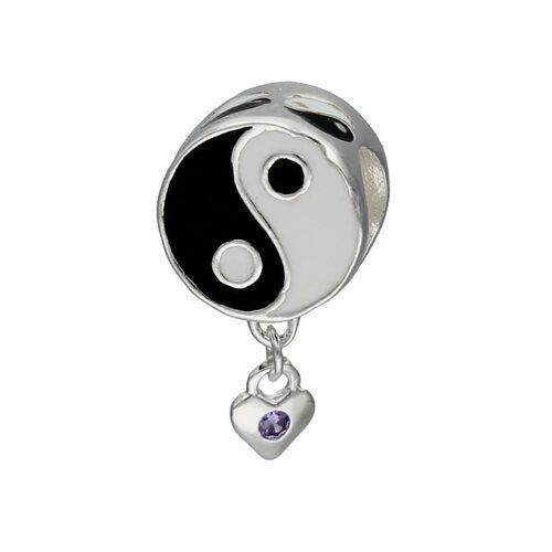 Colgante Charm Yin Yang
