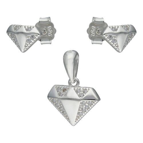 Conjunto Corte Diamante Circones