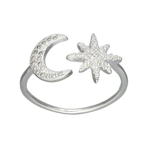 Anillo Media Luna Estrella Circones