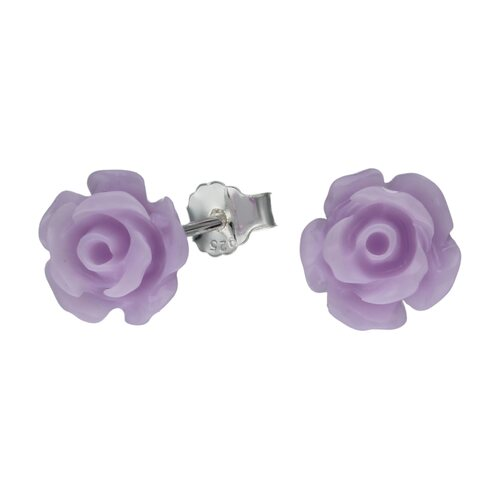 Aro Flor Violeta