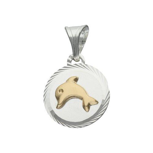 Colgante Delfín en Oro