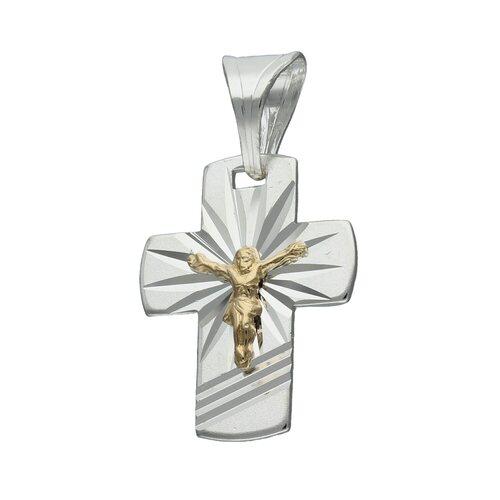 Colgante Crucifijo con Oro