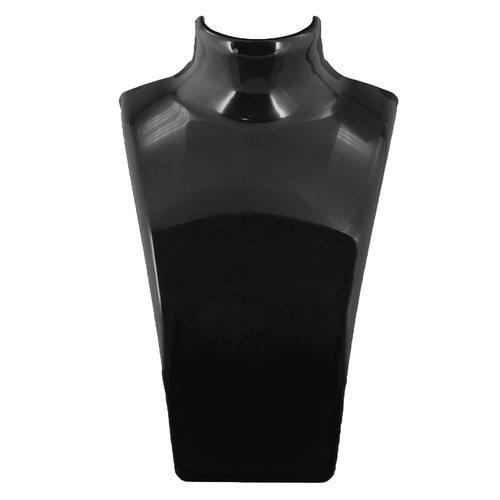 Cuello Acrílico Grande Negro
