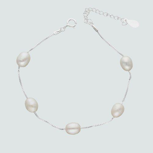 Pulsera Veneciana Perlas