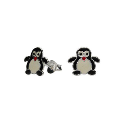 Aro Pingüino Esmaltado
