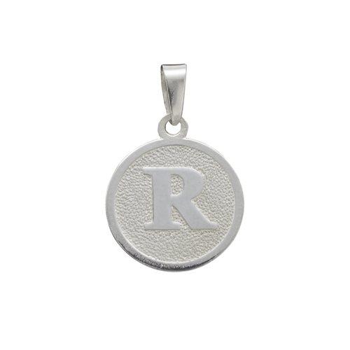 Colgante Circular Letra R