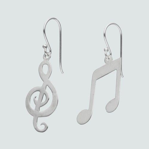 Aro Desigual Notas Musicales