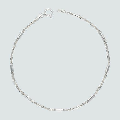 Pulsera Espuma Diamantada con Palitos