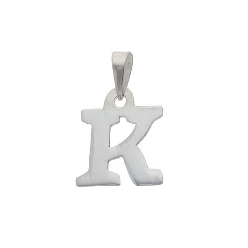 Letra K Estampada