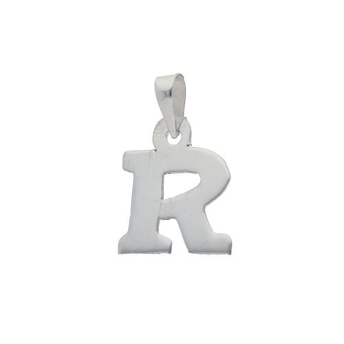 Letra R Estampada