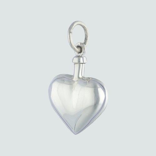 Colgante Perfumero Corazón